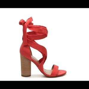 Call It Spring Defuria Block Strappy Heel BNIB